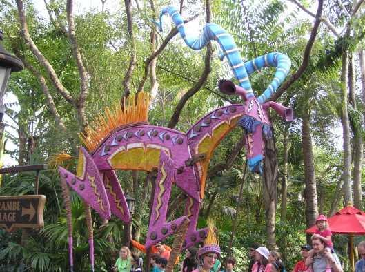 Parade Character