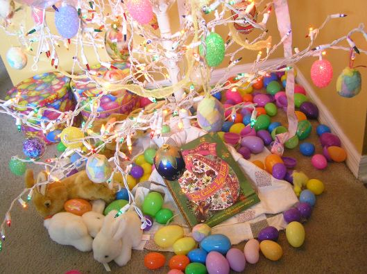Oh Easter Tree