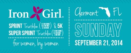 2014 Iron Girl Clermont Hero
